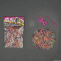Резиночки для браслетов МВК 235 В (600) 600 шт. в кульке