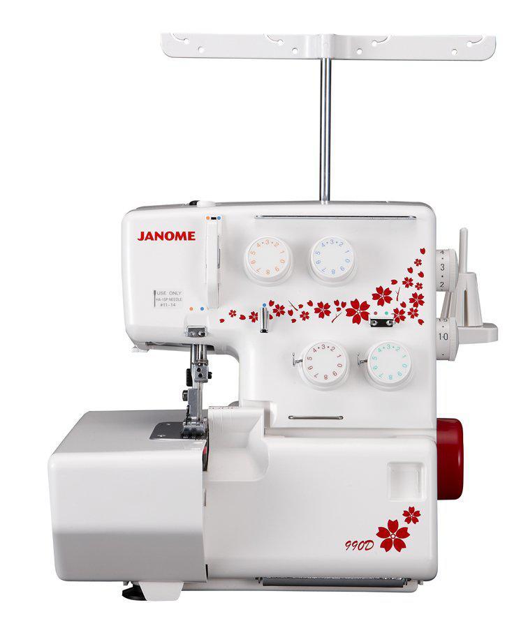 Швейная машина Janome 990D