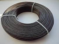 Дріт вязальний чорна. Діаметр 1,6 мм, Бухта 1,5 кг.