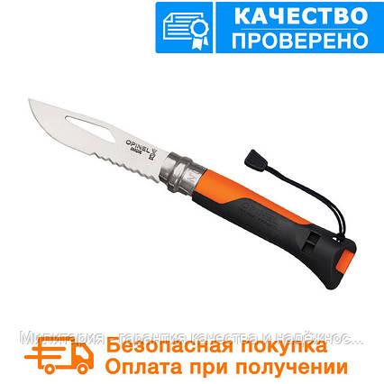 Нож Opinel (опинель) N°8 Outdoor Orange (001577), фото 2