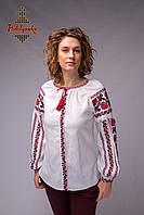Жіноча вишиванка Наддніпрянщина