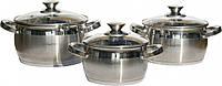 Набор посуды Lessner Apple 6 пр. 55859