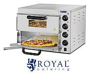 Печь для пиццы ROYAL CATERING RCPO-3000-2PS-1, фото 1