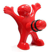 Пробка для бутылки Красный Человечек