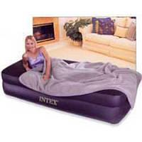 Велюр кровать 66706 встроенный насос 220Вт 203-102-50,см