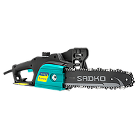 Электропила Sadko ECS-1500 (1,5кВт, шина 30см)