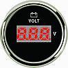 Цифровой вольтметр ECMS (черный)