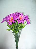 Астра, 4 расцветки, 40 см (200 шт в упаковке)