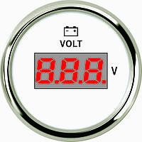 Цифровой вольтметр ECMS (белый), фото 1