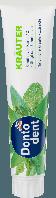 Зубна паста Dontodent krauter 125 ml.