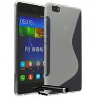 TPU Duotone для Huawei P8