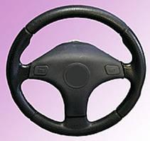Рулевое колесо (Руль) ВАЗ 2108 2109 21099 2110 2111 2112 Люкс Сызрань (D 36см)