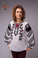 Жіноча вишиванка Борщівська старовинна