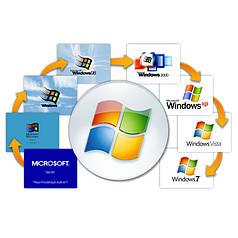 Установка ОС Windows + пакет ПО (сервис настройка ремонт)