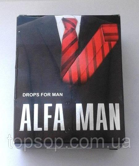 Alfa Man (Альфа Мэн) - капли для эрекции купить,Капли для повышения потенции (Альфа Мэн),Alfa Man