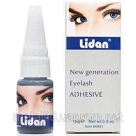 Клей-смола для вій Lidan