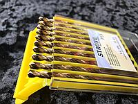 Сверло по металлу Р18 (HSS-Co5, Р6М5-К5) 11,0 мм