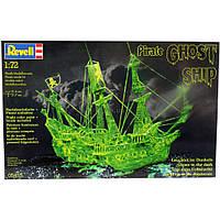 Сборная модель Revell Пиратское судно-призрак Ghost ship with night colour 1:72 (5433)