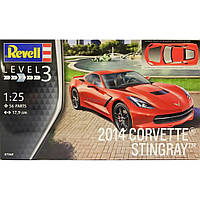 Сборная модель Revell Автомобиль Corvette Stingray C7 1:25 (7060)