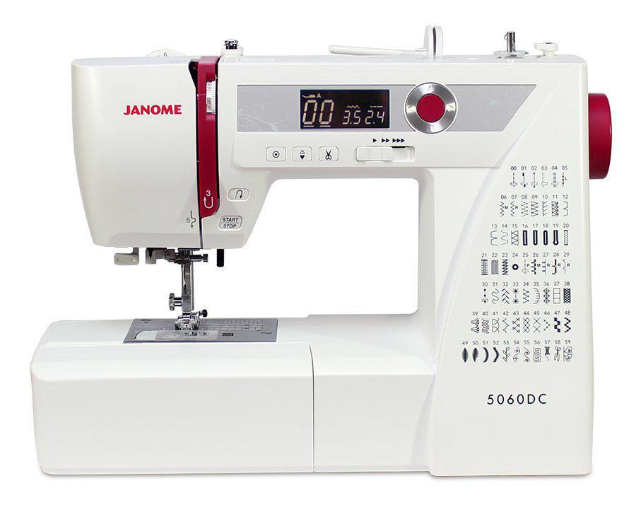Швейная машина Janome 5060DC