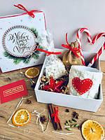 Подарочный набор З Новим Роком та Рiздвом Христовим в подарочной упаковке