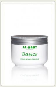 Exfoliating peeling / Очищуючий пілінг (механічний)