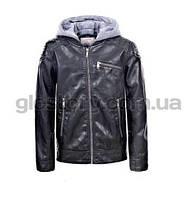 Куртка для мальчика Glo-story с капюшоном(Последний размер)