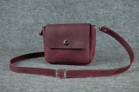 Сумочка «Макарун» | 11321 | Фиолетовый