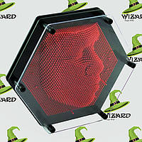 Гвозди ART-PIN Гексагон пластик, фото 1