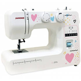 Швейна машина Janome JQ 2515 S