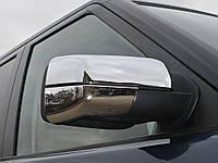 Хромированная накладки на зеркала верхняя часть Range Rover Sport Новая Оригинальная