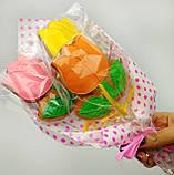 Пряничный букет тюльпанов, фото 2