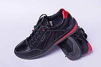 Кеды для подростков, детская кожаная обувь от производителя модель ДЖ3753