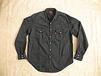 Рубашка джинсовая Levis р. XL ( СОСТ НОВОГО )