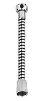 Шланг для душа IMPRESE полимерная оплетка с металлическим эффектом