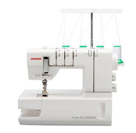 Швейная машина  Janome 2000CPX , фото 2