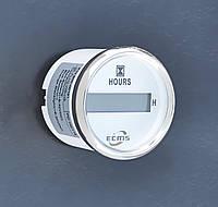 Цифровой счетчик моточасов ECMS (белый)