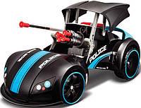 Автомодель-трансформер на р/у Maisto Street Troopers Project 66 Черно-синий (81107 black/blue)