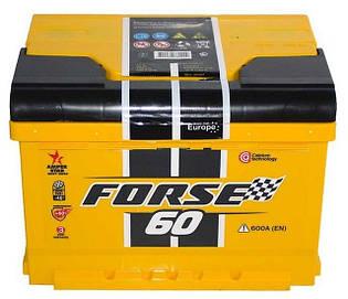 Аккумулятор Forse 60Ah 600A