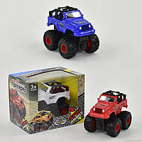 Машинка 789-37 (144) 3 цвета, 1шт в коробке