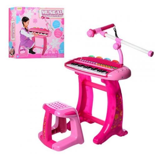 Синтезатор з мікрофоном арт. ПК-8020С-2, 36 клавіш