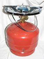 Газовый балон Intertool 5 л. с горелкой