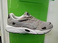 Мужские кроссовки Asics gel- diablo серые