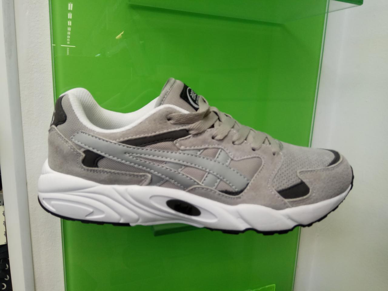 Мужские кроссовки Asics gel- diablo серые - Интернет магазин krossovkiweb. kiev.ua в cd8d9722f0f34