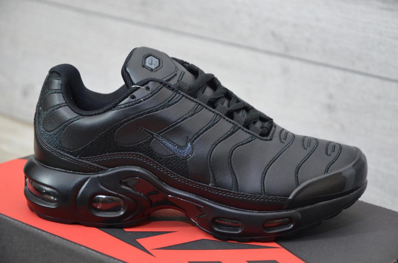Кроссовки женские в стиле Nike Air Max TN код товара SP-1113. Черные ... 9a3e81d3c91