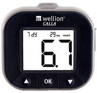 Глюкометр Wellion CALLA Light без кодировки Австрия. бордовый, фото 1