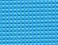 Пленка ПВХ для бассейна   противоскользящая (голубая) шириной 1,65 м для гидроизоляции ба