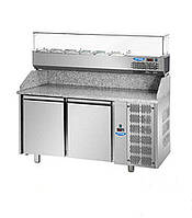 Холодильный стол для пиццы DGD PZ02MID80 + VR4160VD