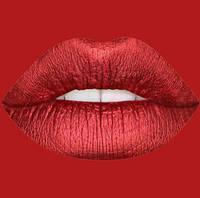 Помада губная жидкая RELOUIS METALLIC VELVET 07 XOXO