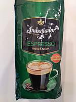Кофе в зернах Ambassador Espresso 900 г , фото 1